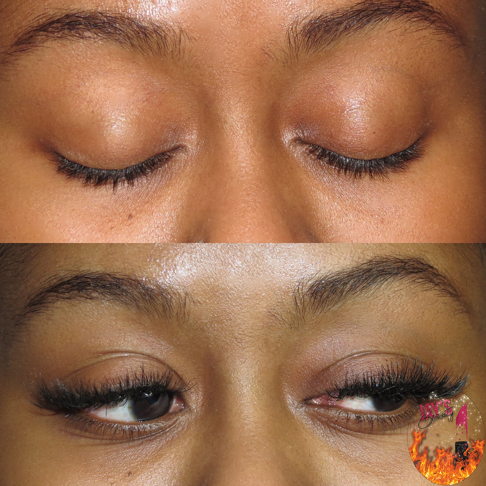 Individual Lash Application
