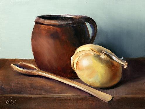 Crock and Sweet Onion