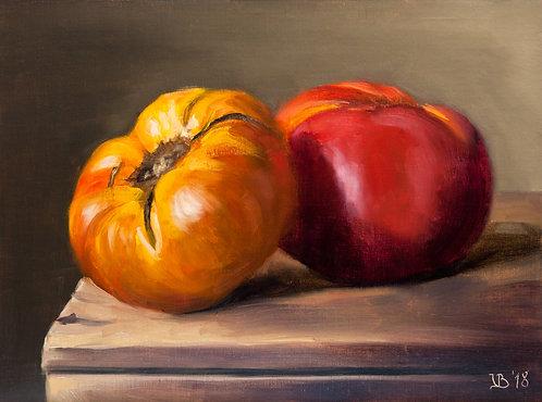 Heirloom Tomatoes #2