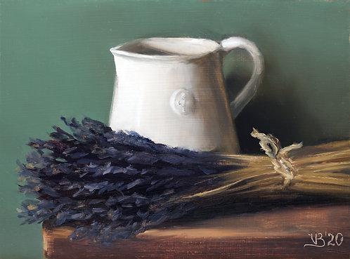 Alix Reynis Mug and Lavender