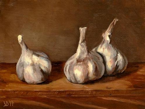 Three Garlics