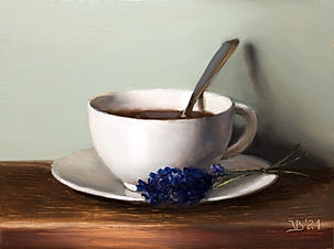 Coffee and Lavender