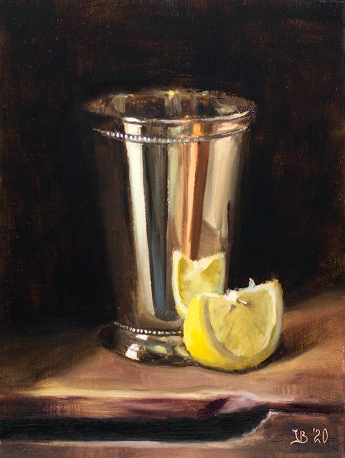 Silver and Lemon #2