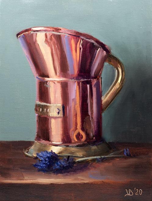 Copper, Brass and Lavender