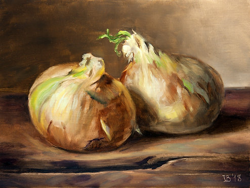 Two Sweet Onions