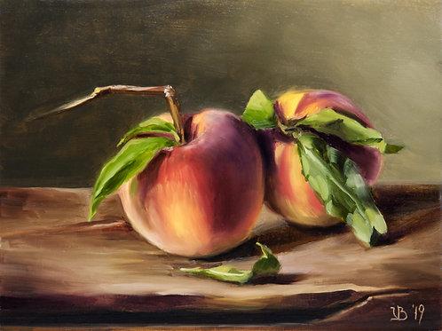 Fresh Local Peaches