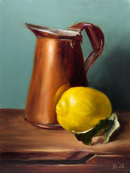Copper and Lemon #2