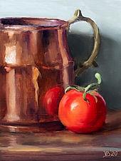 Copper and a String Tomato