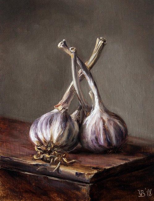 Local Garlic