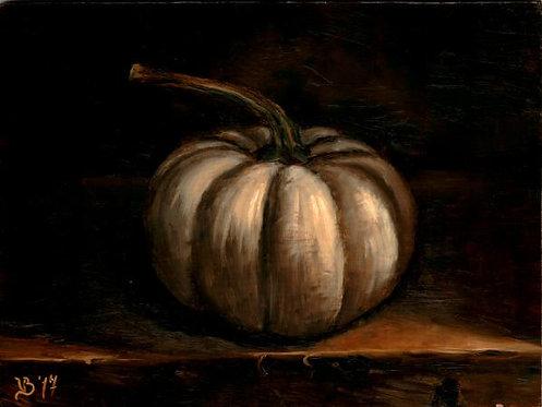 Little White Pumpkin