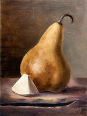 Bosc Pear #2