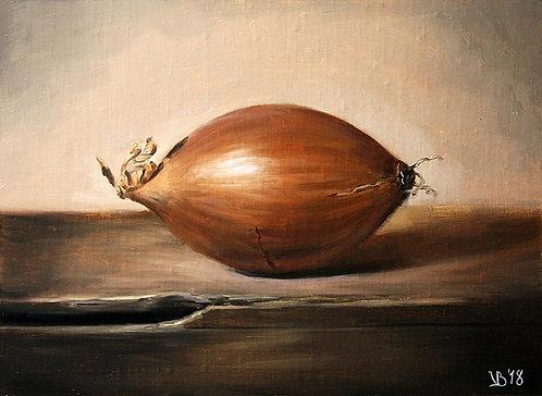 A Golden Onion
