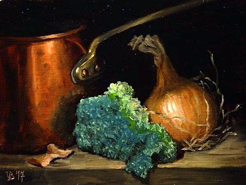 Broccoli And Copper
