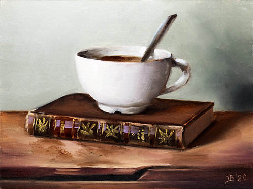 Old Book and Coffee #2