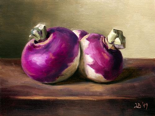 Three Turnips