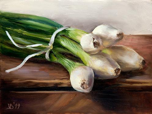 Spring Onions #2
