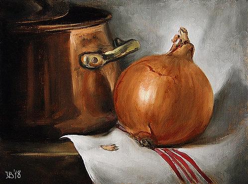 Copper & Spanish Onion