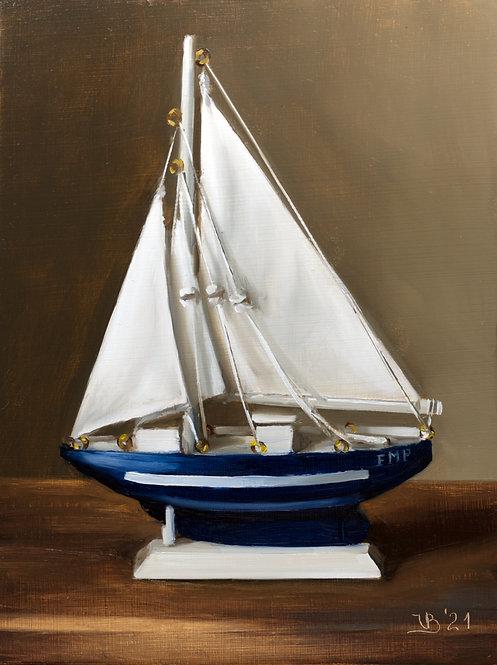Sail Boat FMP