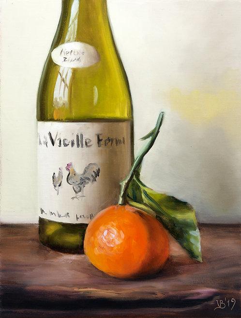 La Vieille Ferme & Mandarin