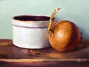 Sweet Onion and Ceramic