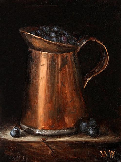 Copper & Blueberries