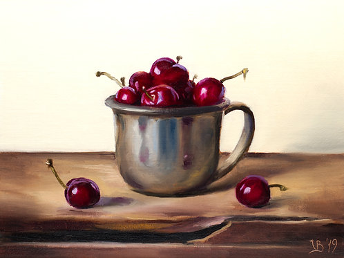 Cup of Cherries #2