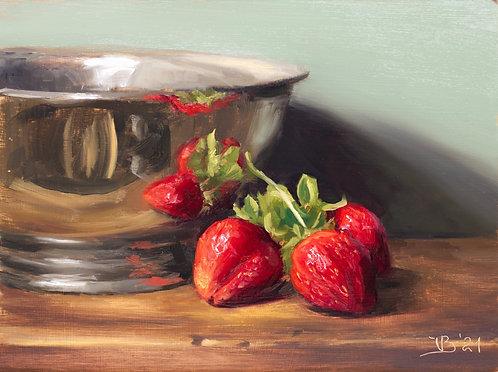 Season's Strawberries
