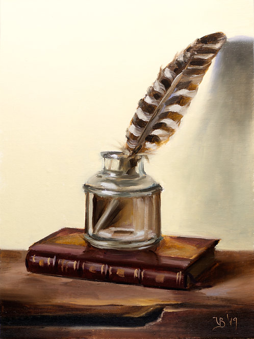 Quill and a Book