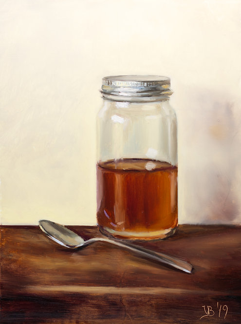 Honey Jar #2