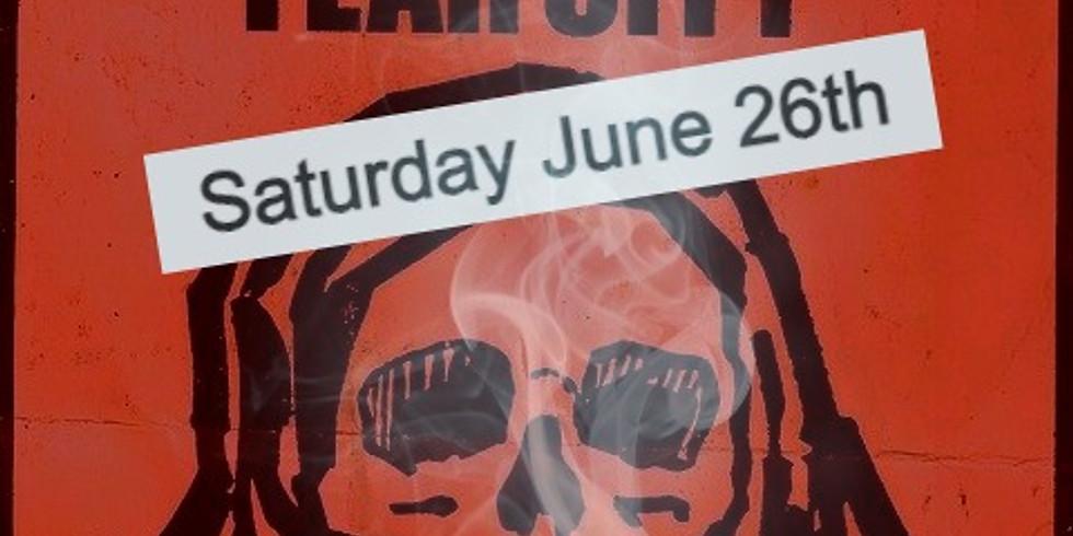 June 26th Fear City Walking Tour