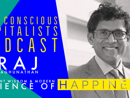 Episode #31: If You're So Smart Why Aren't You Happy?