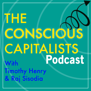 The Conscious Capitalists Podcast thumbn