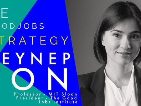 Episode #27: Zeynep Ton on The Good Jobs Strategy
