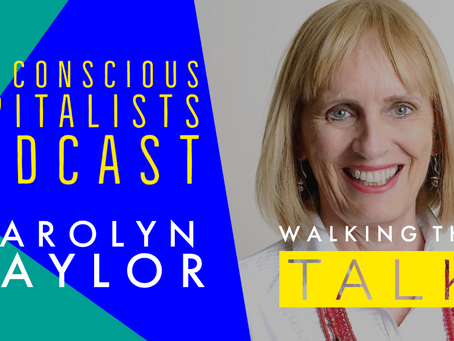 Episode #34: Walking The Talk On Conscious Culture