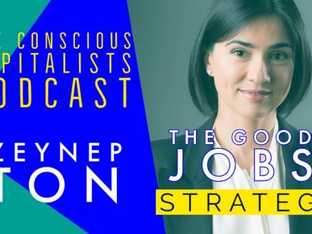 Rewind: Zeynep Ton on The Good Jobs Strategy