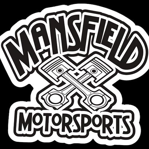 Mansfield Motorsports Sticker