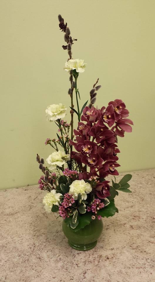 orchid arrangement2