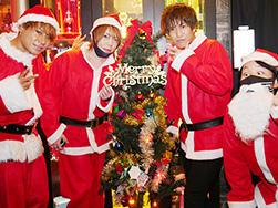 プレゼントは何かなぁ♪~クリスマスイベント~