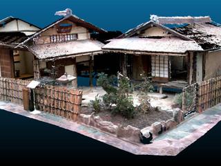 Sunkaraku in 3D