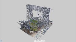 Power Station Transformer