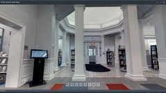Elegant Literary Space Captured with the iSTAR Camera and Image Spheres