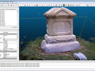 CloudCompare Integrates DotProduct Native .DP Format