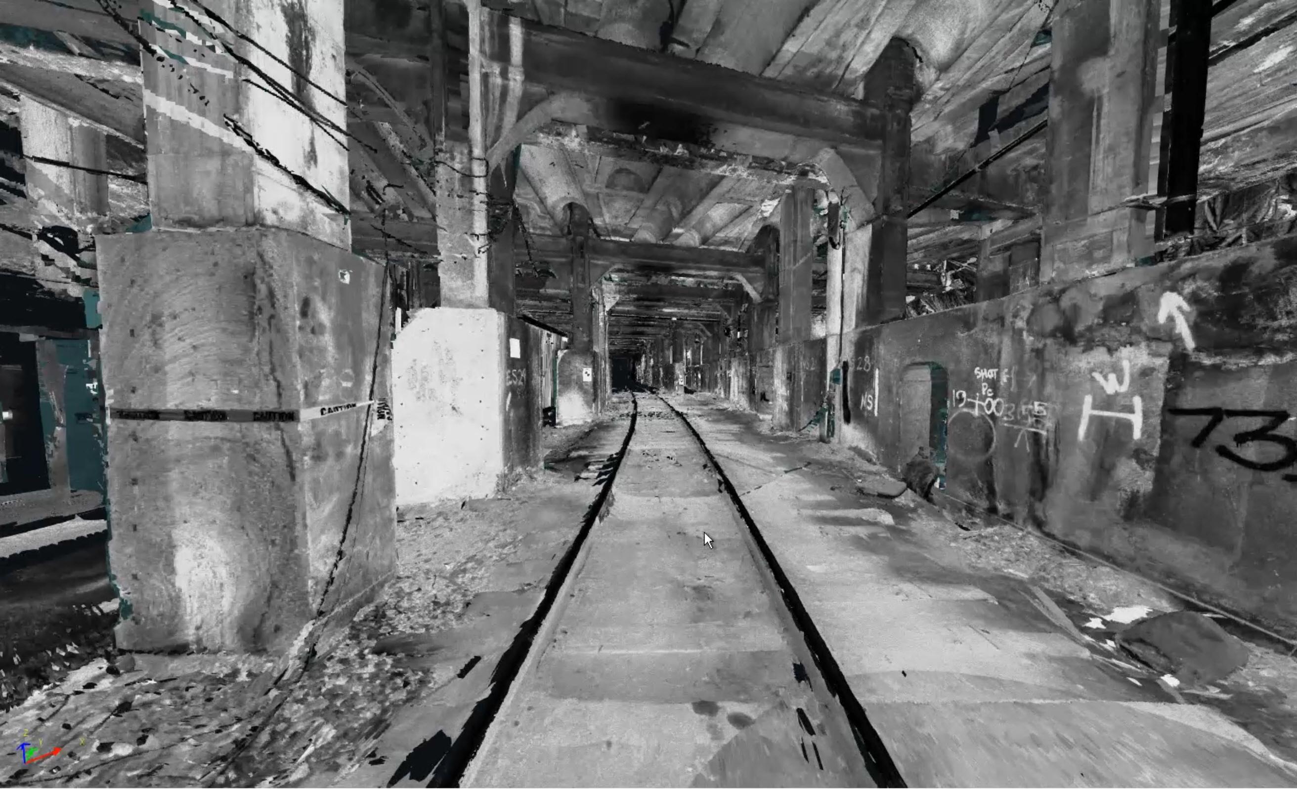 Riding the Underground Rails
