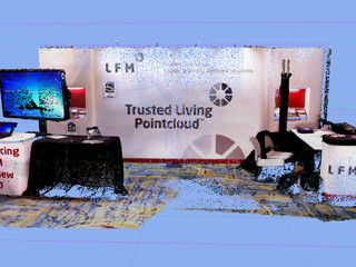 Fun With Tech at SPAR3D 2016