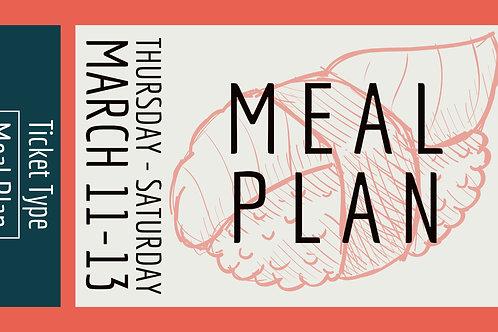 Limitless Meal Plan