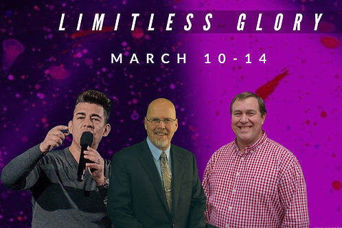 Limitless Glory Conference