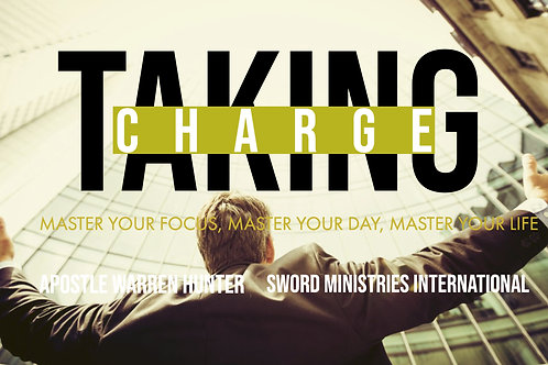 Taking Charge Conference MP3
