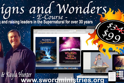 Signs and Wonders E-course
