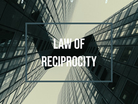 Law of Reciprocity (GWWG)