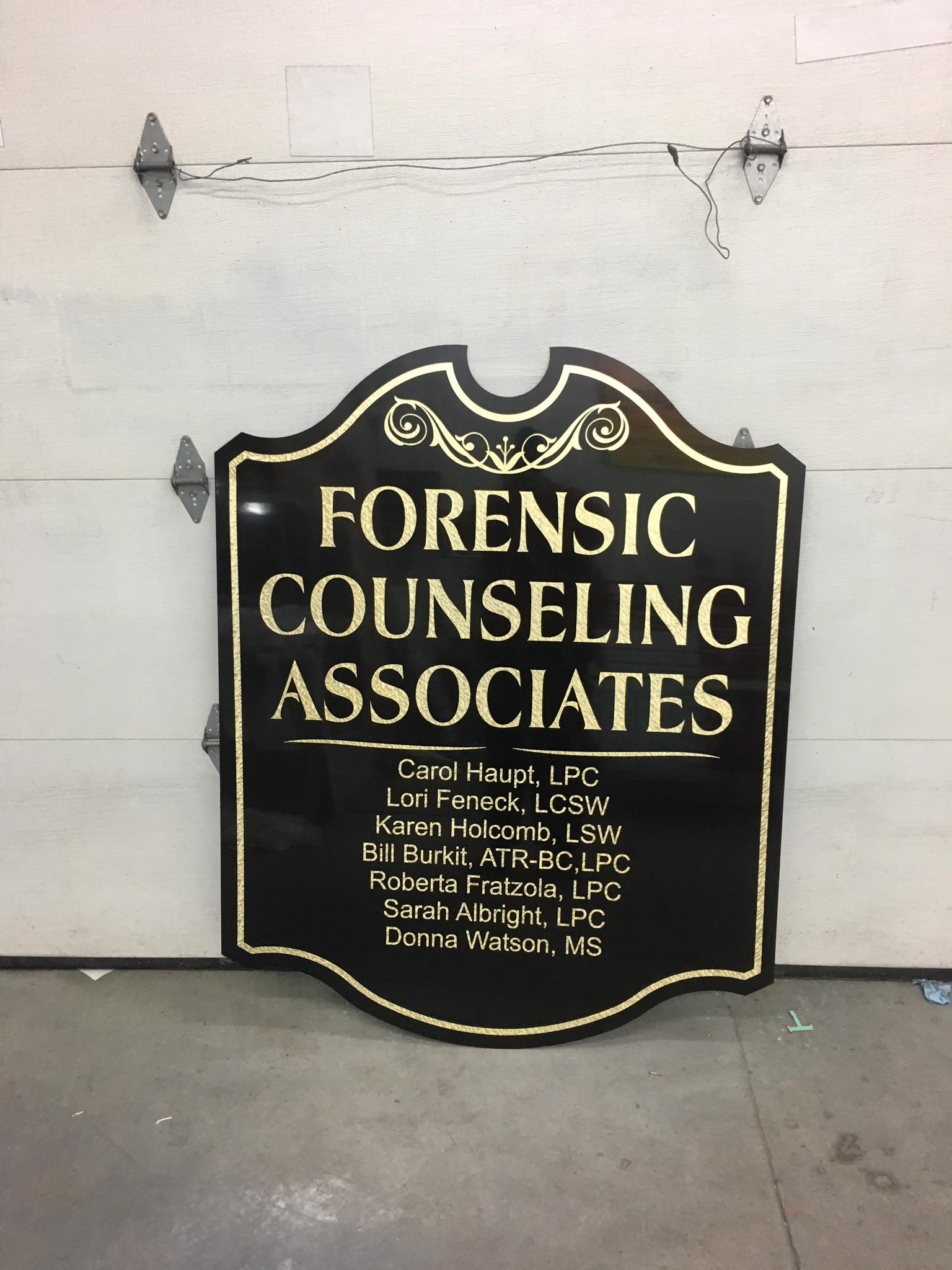 Aluminum Composite Sign